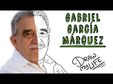 GABRIEL GARCÍA MÁRQUEZ | Draw My Life