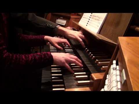 Ludwig van Beethoven - 5. Sinfonie für Orgel vierhändig