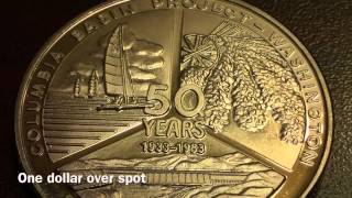 Silver Bullion Stack Update: HiHo visits COINSPlus - Part 1