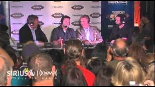 Tony Stewart s  Chick Moment at The 2010 Stewie Awards // SiriusXM // NASCAR Radio