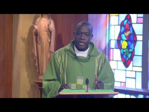 We Are Made for Heaven   Homily: Father Augustin Vondou