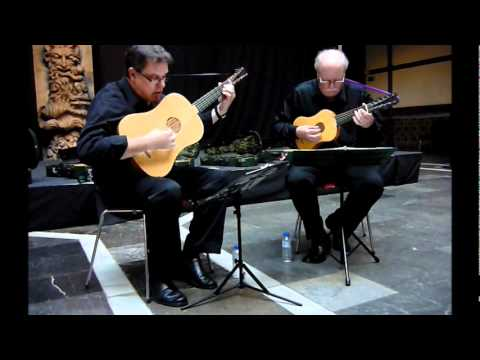 duo chambure : Edward Martin & Phillip Rukavina
