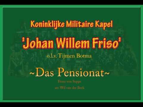 KMKJWF |  Das Pensionat | Franz von Suppe | arr. Wil van der Beek