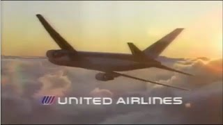 1987 United Airlines Business Commercial