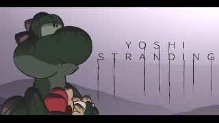 Mario Shots: Yoshi Stranding (Death Stranding parody)