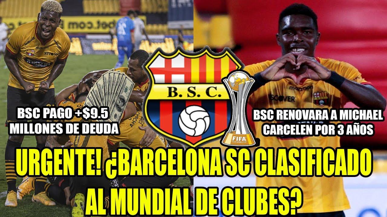 Download ¿BARCELONA SC CLASIFICADO AL MUNDIAL DE CLUBES? CARCELEN POR 3 AÑOS! BSC PAGO +$9.5 MILLONES DEUDAS