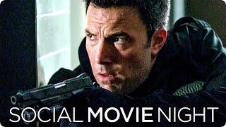 THE ACCOUNTANT - So war die Social Movie Night!