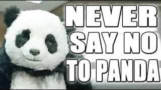 NEVER SAY NO TO PANDA - NUNCA LE DIGAS NO AL PANDA | ZellenDust