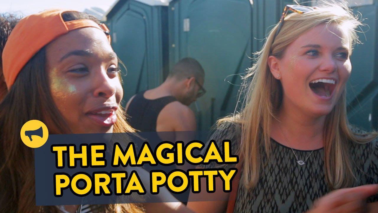 The Magical Porta Potty