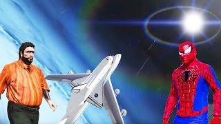 Lightning McQueen and Spiderman Space Adventure Cartoon Recep Ivedik interesting taste