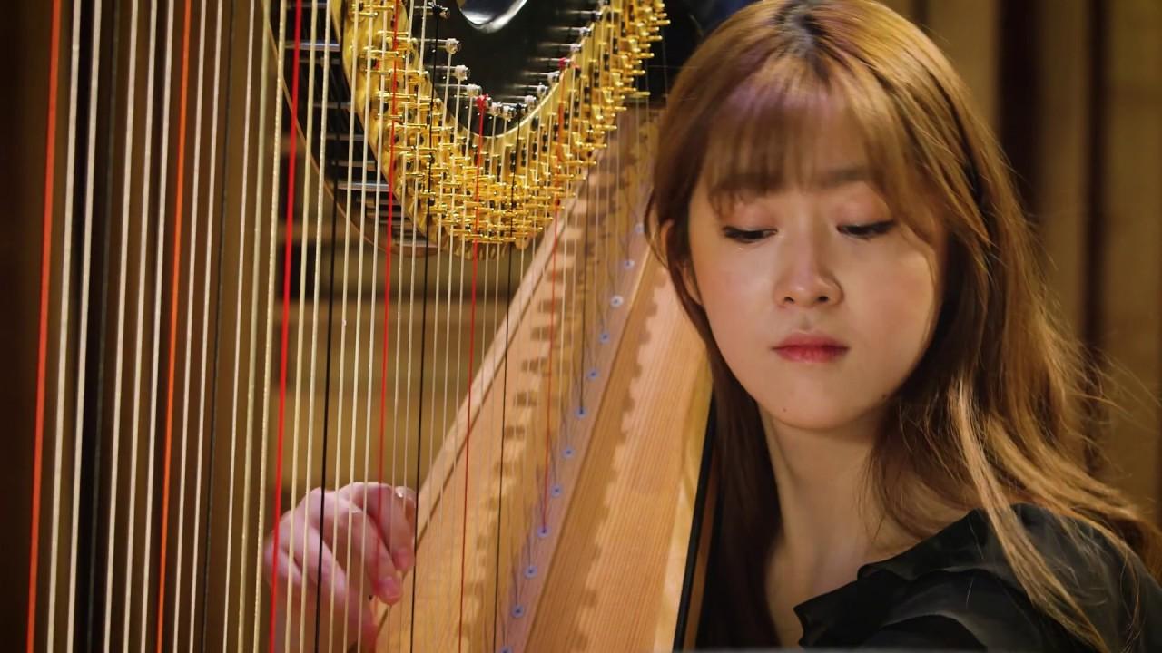 Elysian Trio - Debussy Sonata for Flute, Harp, and Viola III. Finale