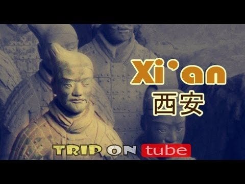 Trip on tube : China trip ( 中国 ) Episode 4 - Xi'an trip ( 西安 ) [HD]