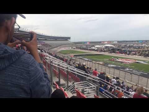 Texas Motor Speedway Xfinity Crash Home Video