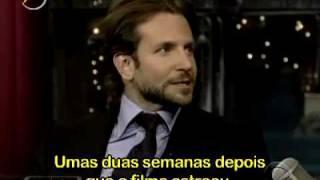 (David Letterman Legendado) Bradley Cooper conta como sua vida mudou após o sucesso