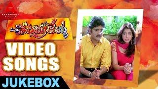 Chandralekha Movie Video Songs jukebox - Nagarjuna, Ramya Krishnan, Isha Koppikar