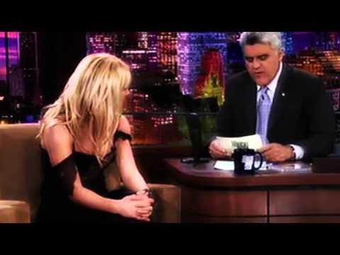 "Britney Spears ""The Tonight Show with Jay Leno Interview"" HD 720p"