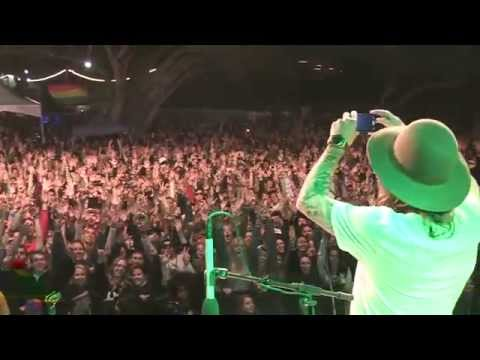 Dirty Heads - Check The Level (Live) - California Roots Music & Arts Festival 2013