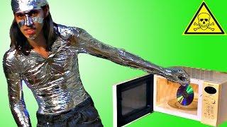 видео Генератор сверхвысокочастотного излучения у вас дома.