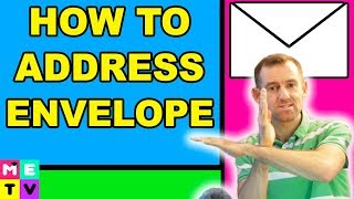 How to Address an Envelope | Postal Code or Zip Code?