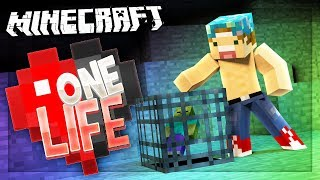 THE BIZARRE DUNGEON ! | One Life SMP #42