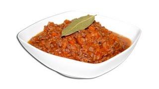 Salsa bolognesa (o boloñesa)