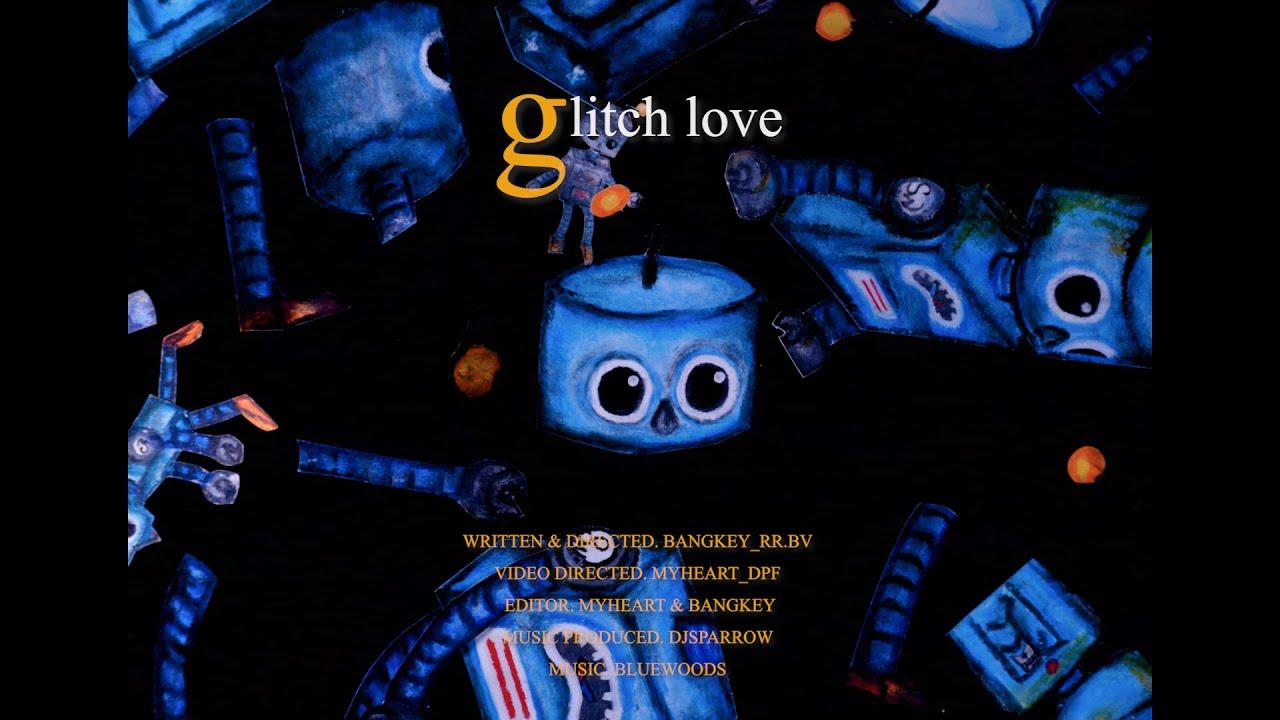 로봇 스탑모션 애니메이션 Glitch Love _ Stop motion Animation