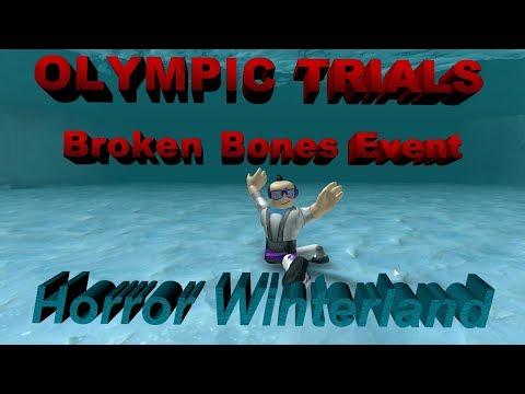 BROKEN BONES IV: Olympic Trials in WINTER HORRORLAND