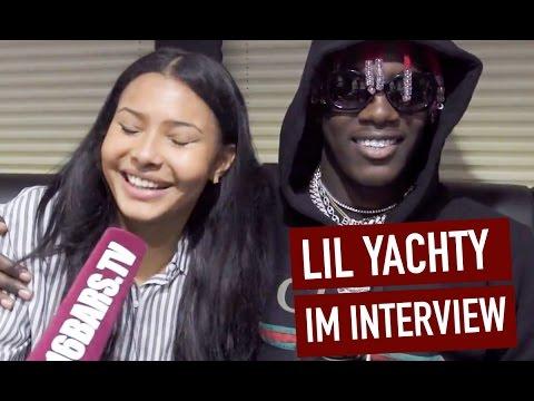 Lil Yachty: Drake, Chris Brown vs Soulja Boy, Nicki Minaj, Drugs & Remy Ma (16BARS.TV)