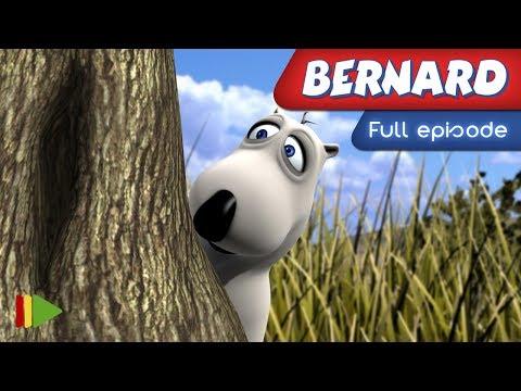 Bernard Bear (HD) - 04 - The Swing