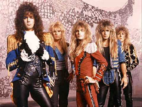 Top 20 Essential/Favorite Glam/Hair Metal Albums - YouTube