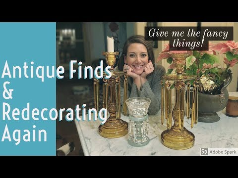 New Antiques from My Favorite Antique Auction House! Easy CV