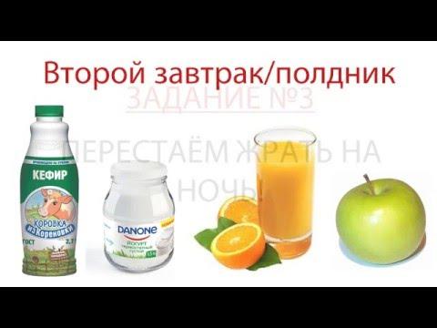 ПОХУДЕЙ ЗА 7 ДНЕЙ! День 4 | Бесплатный пошаговый курс Дмитрия Шеломенцева