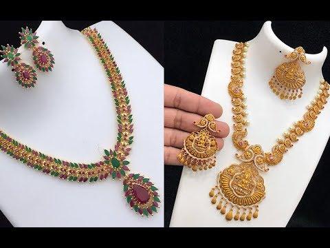 Functions Wear Imitation Jewellery Set Designs || Artificial jewellery sets/Designer Necklace