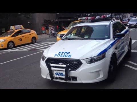 & NYPD Brand New Ford Taurus Police Interceptor - YouTube markmcfarlin.com