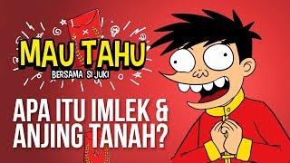 MAU TAHU – IMLEK DAN ANJING TANAH