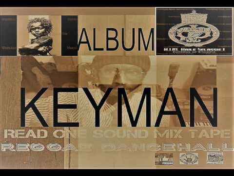 REGGAE DANCEHALL  MIX TAPE  KEYMAN 0002 MIXED BY READ ONE SOUND