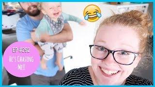HE'S CHASING ME!! // Ep #292 *Australian Family Vlog*