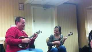 Adam Steffey & Sierra Hull- Daybreak in Dixie