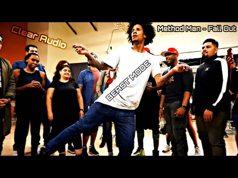Larry [Les Twins] ▶️Method Man - Fall Out⏹️ [Clear Audio]