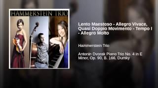 Lento Maestoso - Allegro Vivace, Quasi Doppio Movimento - Tempo I - Allegro Molto
