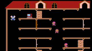 Video Games in Reverse Episode 1 - Mappy (Arcade, NES)
