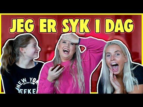 Ringer Inn Syke Til Steder Vi Ikke Jobber - Med Julie og Isabelle Eriksen