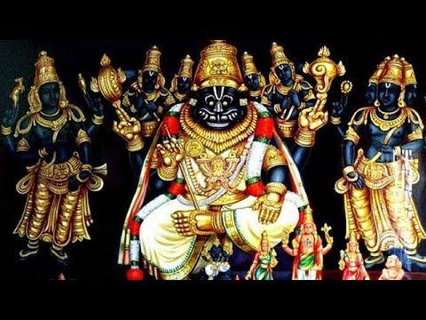 Lakshmi Narasimhar in Namakkal -  Secrets.