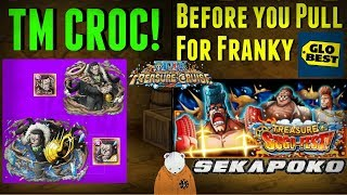 Treasure Mode Crocodile | Japan Bugs | Before You Pull Franky Sugofest | One Piece Treasure Cruise