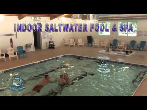 We Wan Chu Cottages' Saltwater Pool & Spa