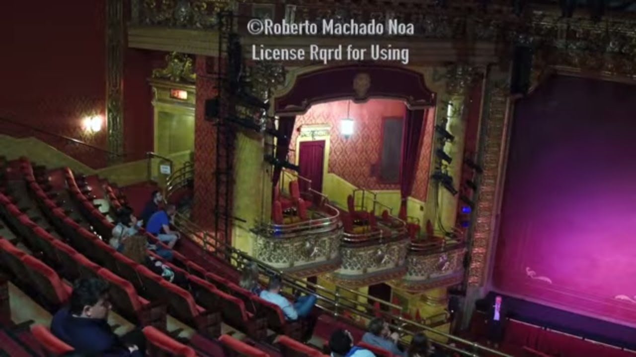 Elgin and winter garden theater in toronto canada indoor - Winter garden theatre box office hours ...