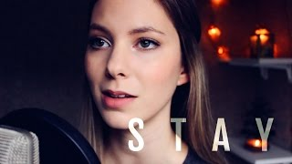 Stay - Zedd ft. Alessia Cara | Romy Wave piano cover