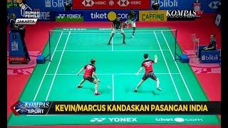5 Wakil Indonesia Berebut Tiket Semifinal Indonesia Open 2019