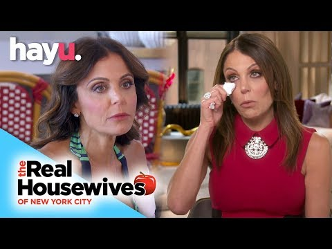 Heartbroken Bethenny Mourns Her Boyfriend's Death | Season 11 | Real Housewives of New York