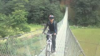 Balthali Village, Suspension Bridge Crossing
